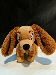 Lady-7-034-Lady-and-the-Tramp-2014-Disney-stuffed-plush