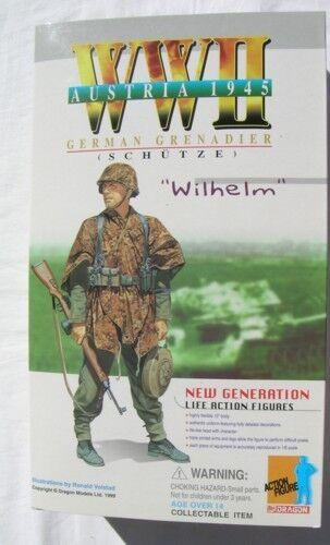 Dragon WWII German Grenadier Wilhelm Austria 1945