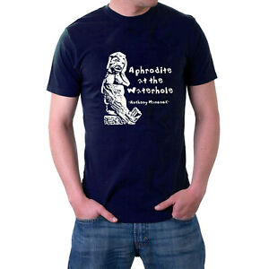 Tony-Hancock-T-shirt-The-Rebel-Aphrodite-at-the-Waterhole-Sculpture-Movie-Tee