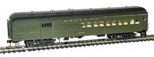 Rivarossi-Santa-Fe-60ft-Combine-Car-2555-HO-Scale-Train-Car-HR4212