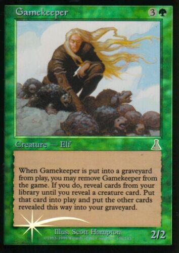 Gamekeeper FOILNMUrza/'s DestinyMagic MTG