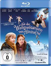ALS DER WEIHNACHTSMANN VOM HIMMEL FIEL (Alexander Scheer) Blu-ray Disc NEU+OVP