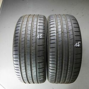 2x-Pirelli-P-Zero-285-45-r20-108-W-Dot-1018-6-5-mm-pneus-d-039-ete