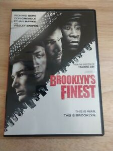 Brooklyns-Finest-DVD-2010-Starring-Richard-Gere-Wesley-Snipes-FREE-SHIPPING