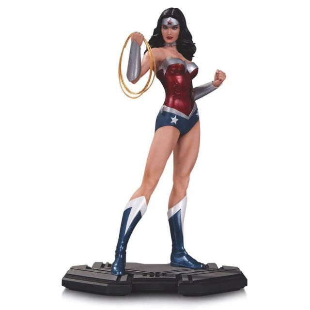 ★ STATUE WONDER WOMAN - DC COMICS ICONS - STATUETTE RESINE - EN STOCK ★