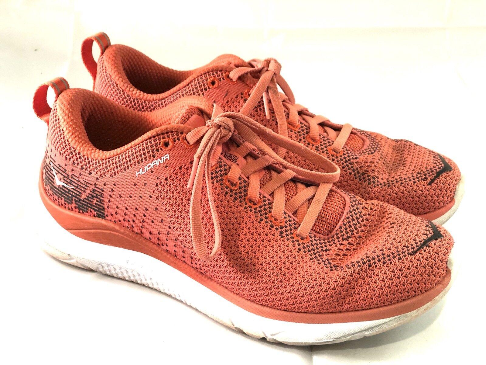 Hoka One One - Hupana 2 Running Schuhe - One Damenschuhe Größe 8.5 US Dubarry/Grenadine a6386c
