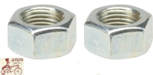"STURMEY ARCHER AXLE STANDARD NUT 13//32/"" BICYCLE HUB PART--ONE PAIR"