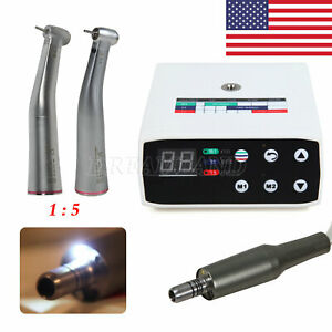 Dental-Electric-LED-Micro-Motor-Fiber-Optic-1-5-Contra-Angle-Handpiece-Fit-NSK