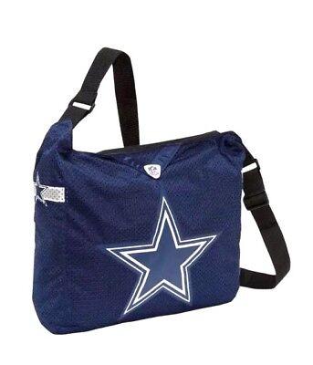 low priced 16f78 97048 NFL Dallas Cowboys Jersey Tote Bag Shoulder Bag | eBay