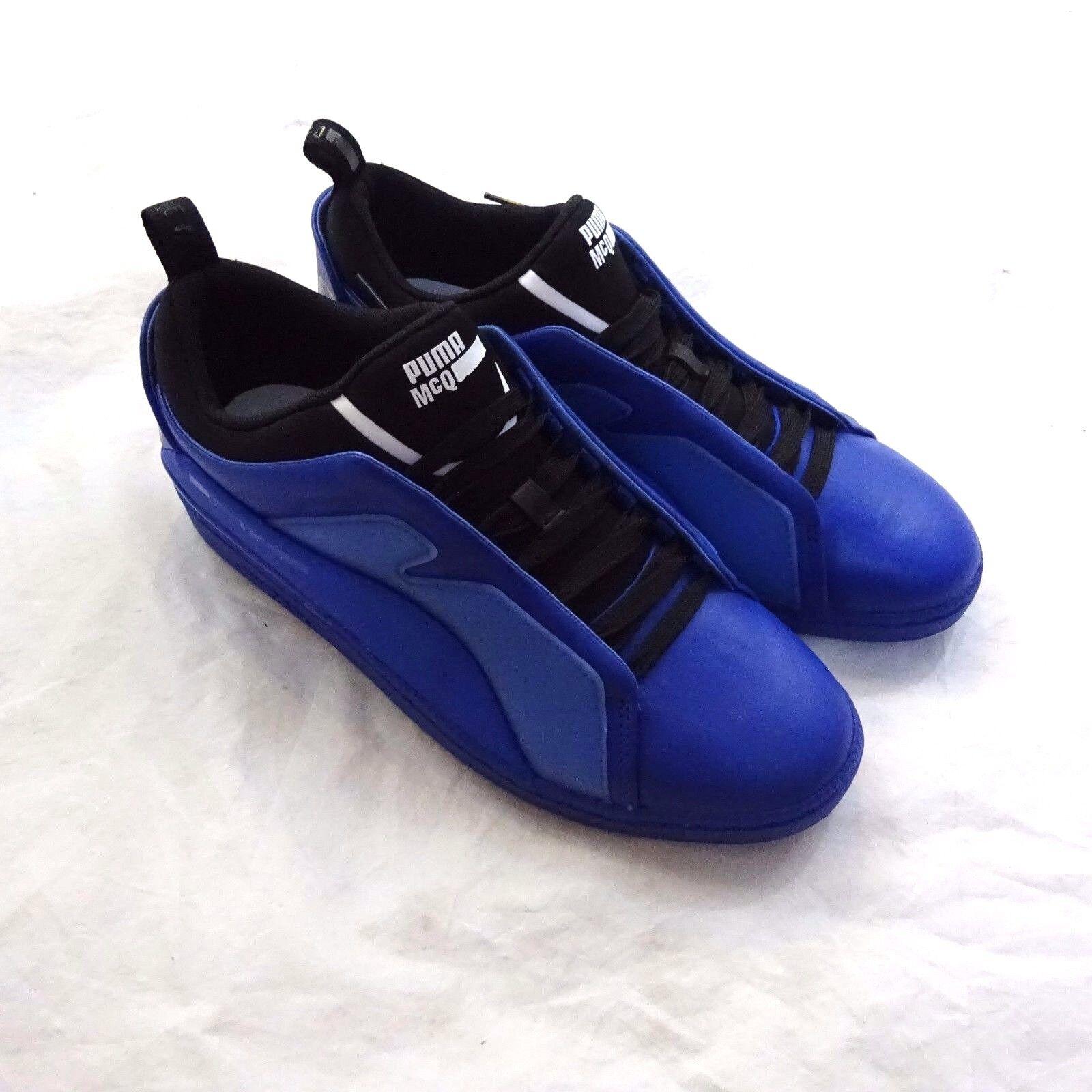 NEW Blau PUMA X ALEXANDER MCQUEEN BRACE LO ROYAL Blau NEW SNEAKER Schuhe 9.5 US 5464f4
