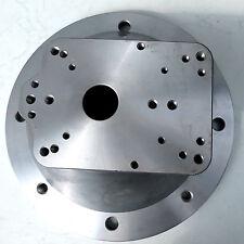 Hydraulikaggregat Pumpenträger Alu/ Aussend 350 mm LK 300 mm für BG 2 Pumpen