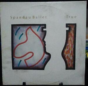 SPANDAU BALLET True Album Released 1983 Vinyl Collection USA