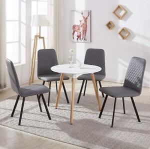 Eggree Table Ronde Salle A Manger Scandinave Table De Cuisine