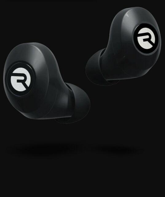 Raycon E25 True Wireless Earbuds Black For Sale Online Ebay