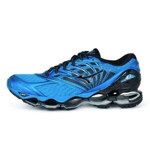 c6b35a6c7 Caricamento dell'immagine in corso Mizuno-Wave-Prophecy-8-Men-Running-Shoes -J1GC190009-