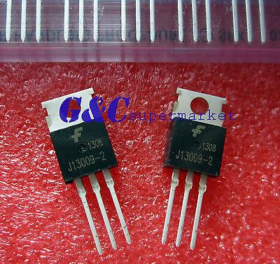 5PCS J13009 J13009-2 T0-220 Transistor FSC NEW GOOD QUALITY