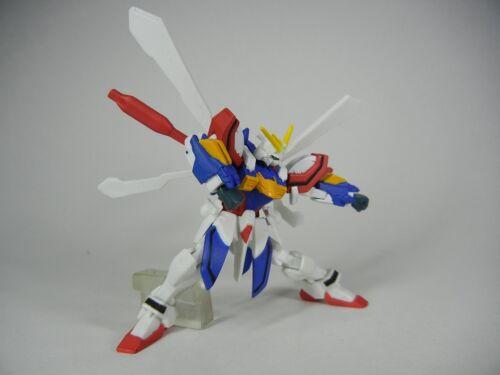 """/"""" BANDAI G-Gundam Gundam Gashapon M.S.Selection 31 /""""GF13-017NJ II Burning Gundam"""