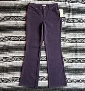 Boot Cut Rise Stretch Nieuw 4 jeans Mid denim Coldwater paars Sz Creek 69 Knit AvnnxYq08