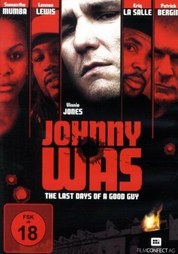 Johnny Was - DVD Thriller Action Gebraucht - Gut