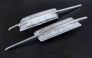 Fuer-BMW-Chrom-Seitenblinker-M-LED-Blinker-E81-E82-E87-E88-E60-E61-E90-E91-E92