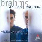 Brahms: Violin Concerto; Sonata No. 3 (CD, Jan-1999, Teldec (USA))