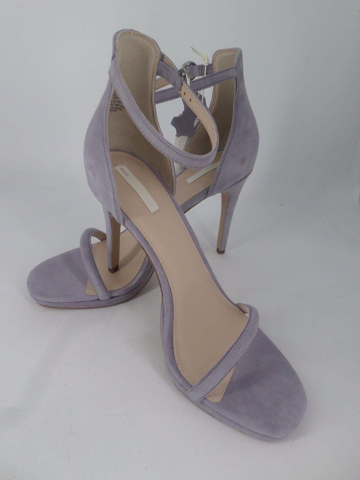H&M Premium Quality Suede Sandals Purple bluesh UK 7 EU 41 LN22 98 SALEs