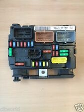 genuine peugeot 207 under bonnet fuse box for sale online ebay rh ebay co uk fuse box layout peugeot 207 fuse box peugeot 207 cc