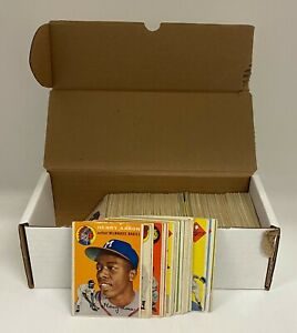 1954 Topps Baseball Complete Set (1-250) Hank Aaron Ernie Banks Al Kaline RC HOF