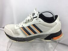 info for 5e8a5 36fa6 Adidas Marathon TR 10, White Black Orange Trail Running shoes Men s Size 9