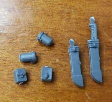 Warhammer 40k Space Marine Primaris Bits:Redemptor Dreadnought Arm Weapon Mounts
