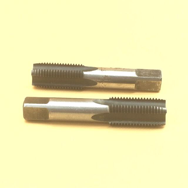 M20 x 1.50 M20 x 1.5 Carbon Steel TAPER Tap Hand Tap Right Hand 20MM x 1.5 NEW