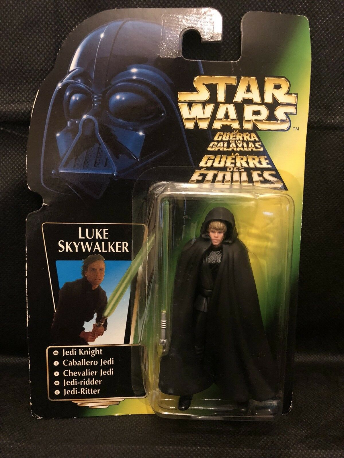 STAR KENNER WARS LUKE SKYWALKER/JEDI KNIGHT ACTION FIGURE BY KENNER STAR 1995 f61c6a