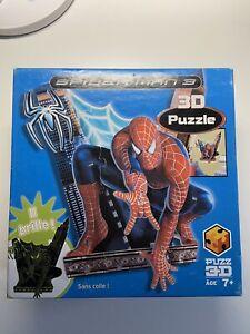 Puzzle-3D-Spider-Man