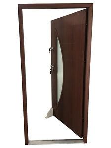 Haustur Eingangstur Wohnungstur Hauseingangstur 1000x2095mm Fds29 Ebay