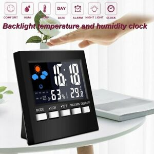 Indoor-LCD-Digital-Thermometer-Hygrometer-Humidity-Meter-Room-Temperature-Clock