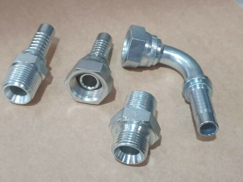 """Tuyau Hydraulique Assemblage 3//8/"""" BSP Raccords"""