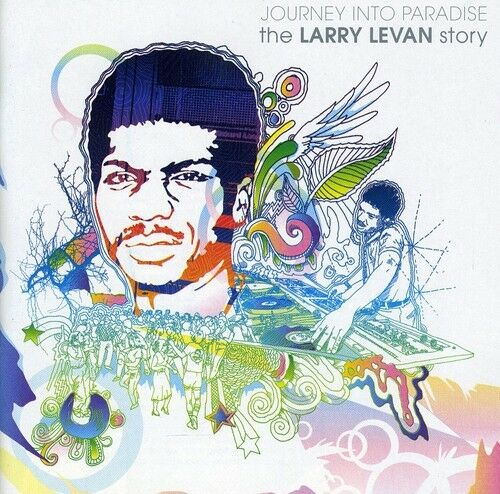 1 of 1 - Larry Levan - Journey Into Paradise: The Larry Levan Story [New CD]