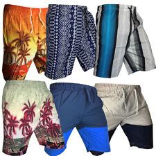 Mens Swimming Board Shorts Swim Shorts Trunks Swimwear  Beach Summer Boys