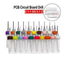 10Pcs//set PCB print circuit board carbide CNC mini micro drill bits JQ