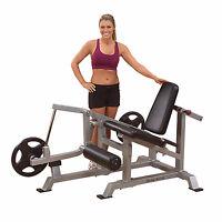 Body Solid Pro Club Lvle Leverage Leg Extension