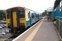 Arriva Trains Wales 150280 Aberdare 2006 Welsh Rail Photo