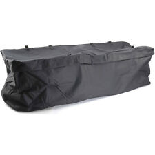 110lbs Large Cargo Carrier Bag Weather-Resistant Hitch Mount Luggage Roof Rack