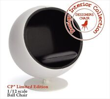 Reac Japan Design Interior Miniature Chair Eero Aarnio Ball Limited Edition 1:12