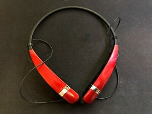 LG-HBS-750-Red-Neckband-Headset-With-Micro-USB-Cable