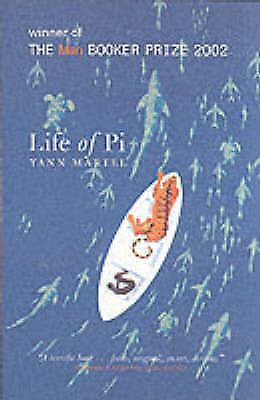 Life Of Pi by Martel, Yann Paperback Edition Free Post