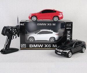 Official Licensed 1 20 Bmw X6 M Rc Radio Remote Control Car Model