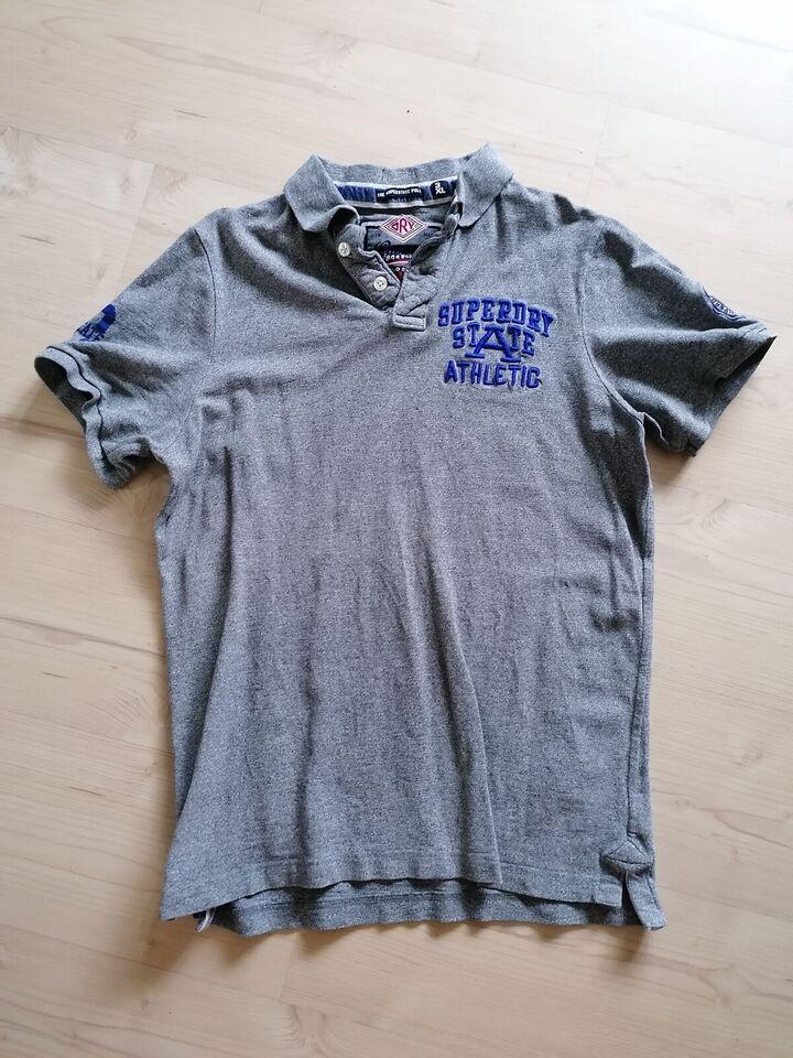 Polo t-shirt, Superdry, str. XXXL