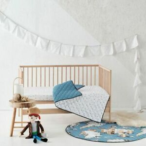 NEW Hiccups World Voyager Cot Coverlet