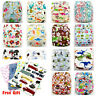Shine Baby Printed Cloth Nappy Reusable Cloth Nappies Diaper Covers Liner Insert
