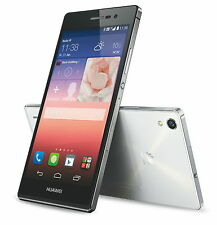 "Huawei Ascend P7 Black 5"" Android Smartphone - Quad Core 16Gb - NEU / OVP"